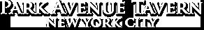 Park Avenue Tavern NYC logo