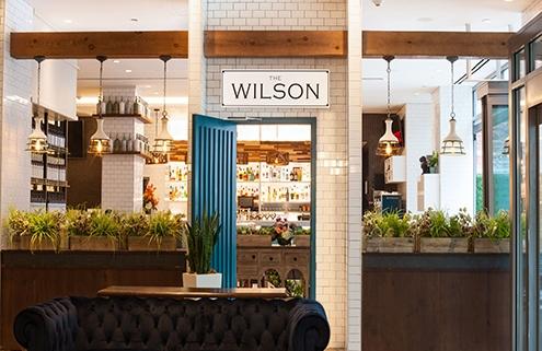 The Wilson Inside