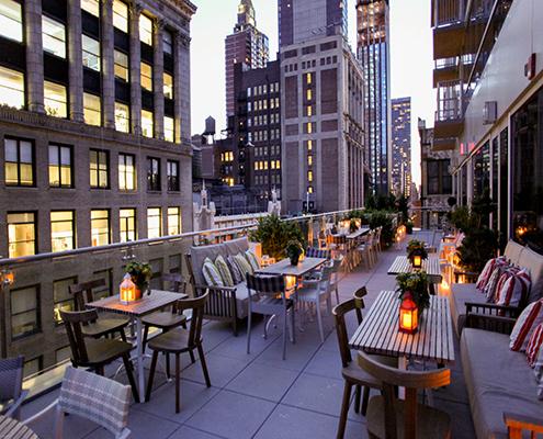 OK Magazine features Mondrian Terrace