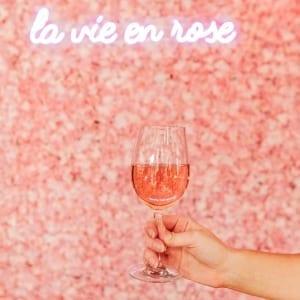 Rosé Terrace