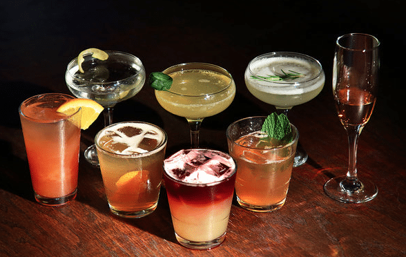 moviethemed drinks to toast with at your oscars party