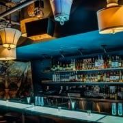 Bar lights | The Boogie room
