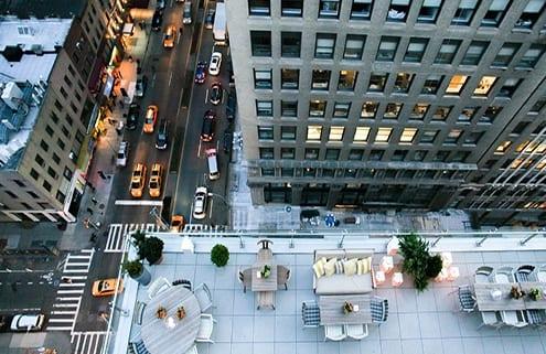 Mondrian Terrace