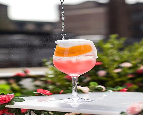 Mondrian Terrace Cocktail