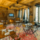 New Yorker Tips features Refinery Rooftop in NYC Winter Rooftops that are also great for brunch
