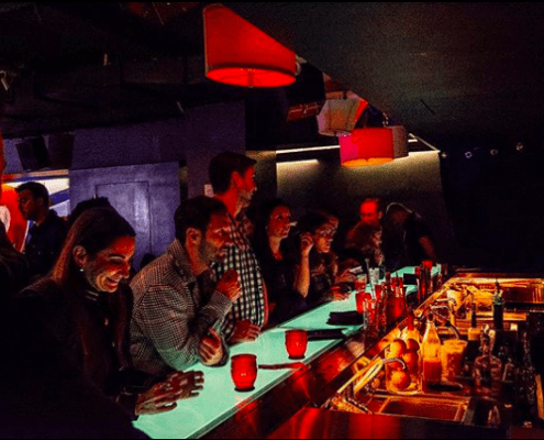 Uproxx Features The Boogie Room in Bang-For-Your-Buck Rums