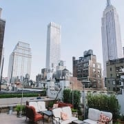 The Infatuation Features Refinery Rooftop in Bars Where You Can Drink With Clients