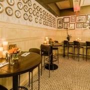 Bar Seat at Trademark Taste + Grind