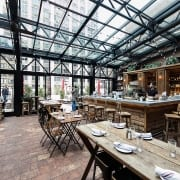 Patch Features Refinery Rooftop in Winter dining options around NYC to enjoy