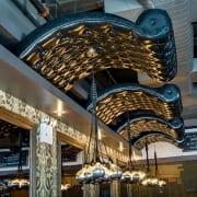 Park Avenue Tavern light details