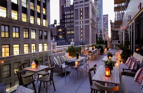 Photo of Outside | Mondrian Terrace