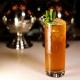 Cocktail at Trademark Taste + Grind