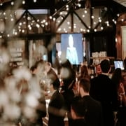 Oscar night at Refinery Rooftop