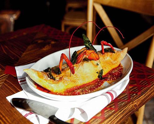 Woodpecker Lobster day