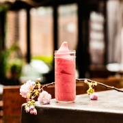 Frozé at, Refinery Rooftop
