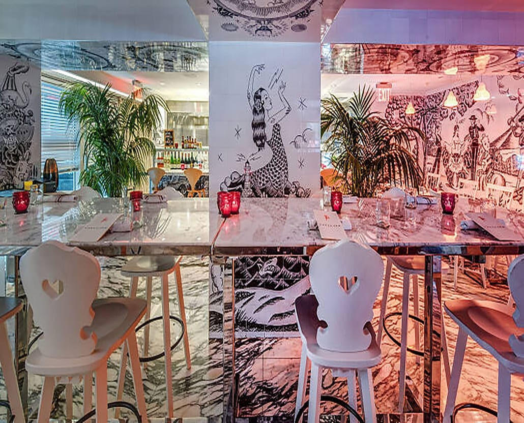Timeout Features Callejón In The Best New Restaurants Nyc