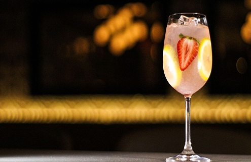 Photo of Rosé Sangria | Trademark Taste + Grind