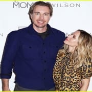 Kristen Bell and Dax Shepard at The Wilson
