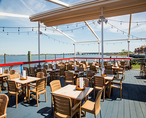 amNY Features Bungalow Bar in NYC by ferry: Easy trips that