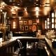 Bar in Barrel Room in Park Avenue Tavern